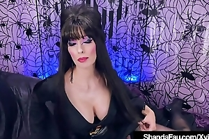 Crazy Canadian Elvira Shanda Fay Creams After Sex!
