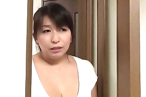 Japanese mama fucks son