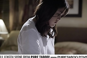 PureTaboo - Conservative Pa By Day Aggressively Fucks His Step-Daughter Each Night