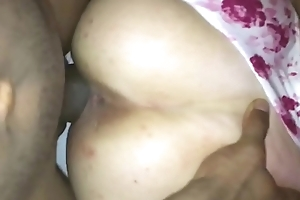 Petit blonde takes BBC deep inside will not hear of tight pussy