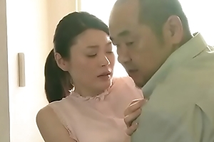 Japanese old bag wife fucked with repairman (Full: bit.ly/2RdBJ8B)