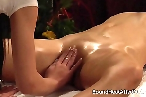 Revolutionary Arrivals: Lesbian Mistress Enjoys In Well Trained Pussy Massage