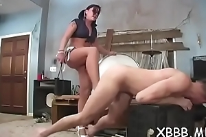 Cock and ball punishment sessions are always super gripping