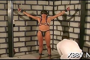 Some ambitious sweethearts are into breast bondage and bdsm
