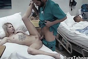 18yo patient pussyfucked in the hospital