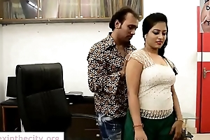 Sexy Bhabhi Doing Sex With Boss