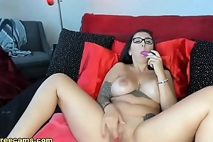 Saucey Hot Brunette Special Show
