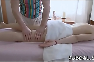 Sexy chick is on 7th sky of pleasures from bad sex