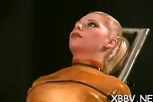 Obedient woman tit torment complete bdsm adult xxx