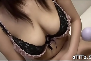 Stud bangs an ultra hawt asian hotty round lovely boobs