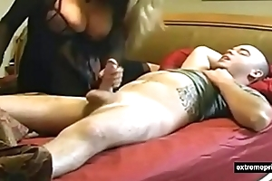 spying my sex agreed-upon step mom