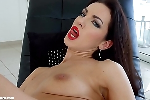 Linda Moretti by All Internal in dripping creampie scene