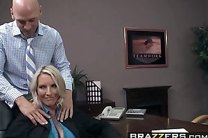 (Emma Starr, Johnny Sins) - NSFW  No Sex For Work - Brazzers